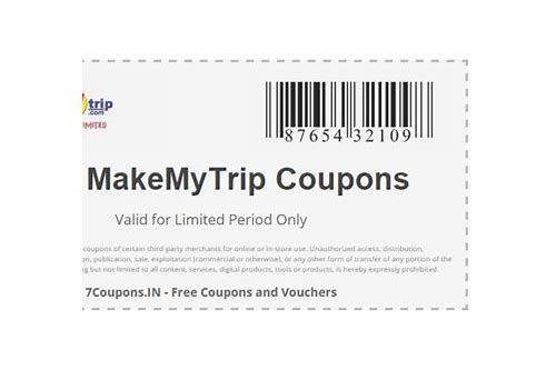 makemytrip coupons february 2018
