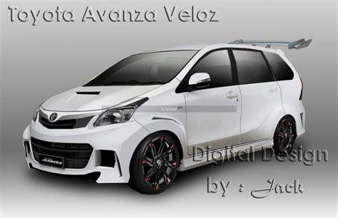 Lu Mobil Toyota Avanza hargamobil harga toyota avanza veloz baru the road