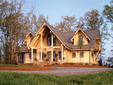 Rustic Log House Plans by Architect Bedroom Log Home Rustic Country House Plans