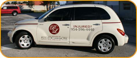 Ft Lauderdale Car Lawyer - 3m vinyl truck lettering graphics fort lauderdale