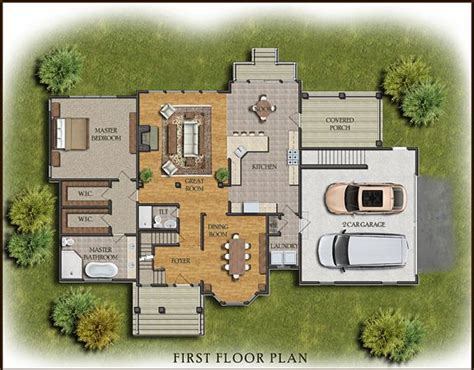 colored floor plans 38 best architecture colored floor plan images on