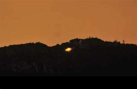 Brown Mountain Lights Nc by Mysterious Lights In The Brown Mountain Mysterious Facts