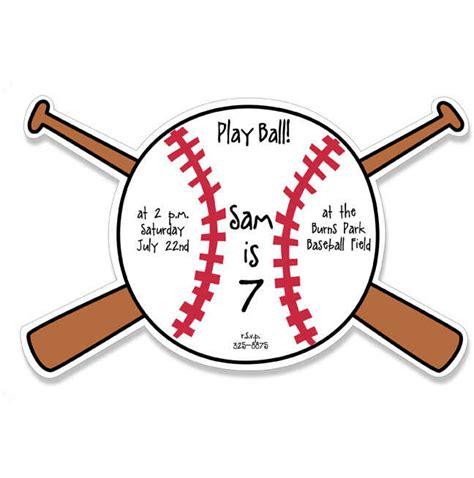 Baseball Birthday Card Template by Birthday Invitation Wording Ideas