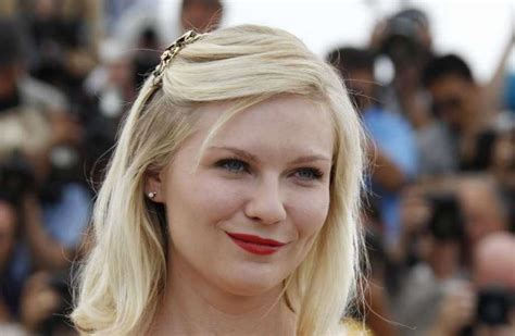 Ignorant Of The Day Kirsten Dunst by Cannes Day 7 Seattlepi