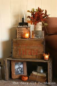 Apple Kitchen Canisters party junk 208 funky fall decoratingfunky junk interiors
