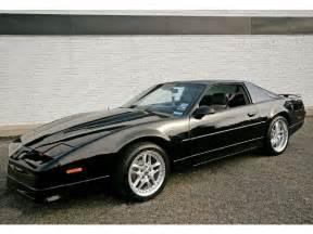 1988 Pontiac Trans Am Ls2 Powered 1988 Pontiac Firebird High Performance