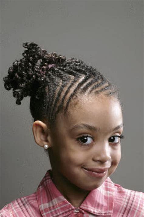 black kids ponytail hairstyles black kids braided hairstyles