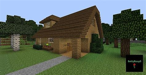 minecraft 2 story house house 2 stories wood minecraft project