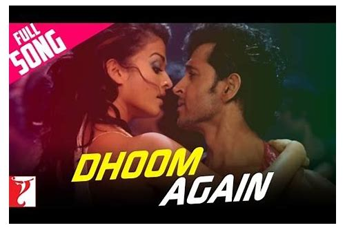 dhoom 2 songs mp4 download