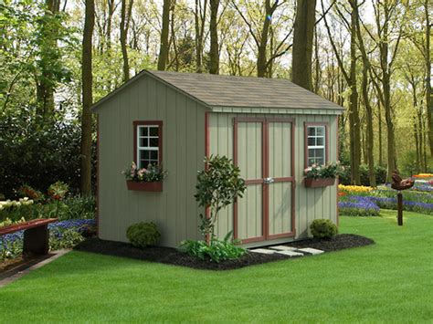 Painted Shed by Painted Wooden Sheds