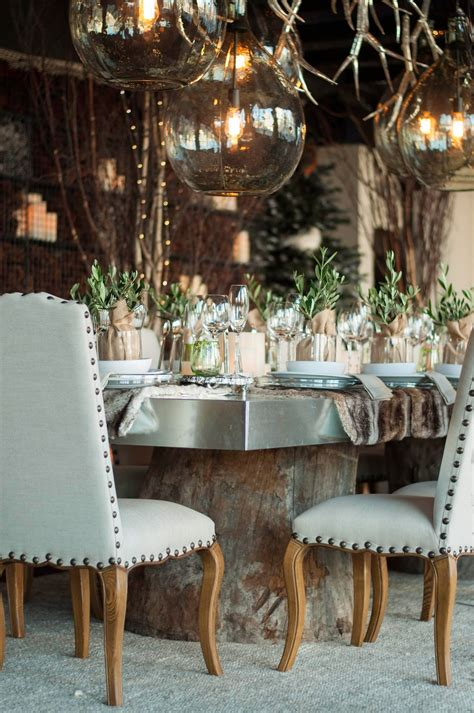 Pottery Barn DIFFA DIning by Design Table