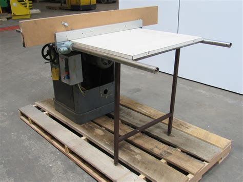 rockwell table saw extension rockwell 34 461 unisaw 10 quot tablesaw 3 hp 3450 rpm extended
