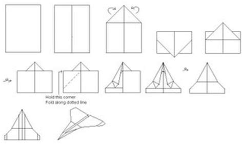 How To Make A Airplane Out Of Paper - paper airplane ideas