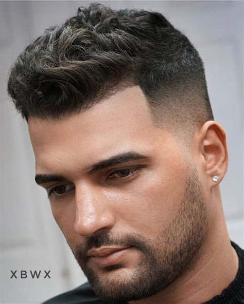 gentlemans cut curls round face the gentleman haircut