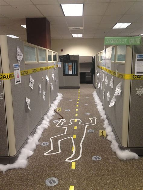 professional cubicle decor 17 best images about office holiday on pinterest