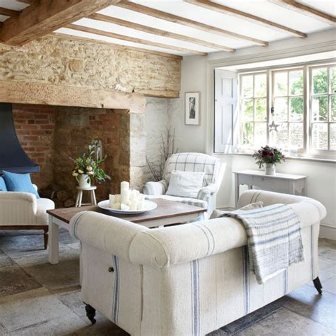 Cotswold Interiors by Modern Country Style Blue And White Colour Scheme