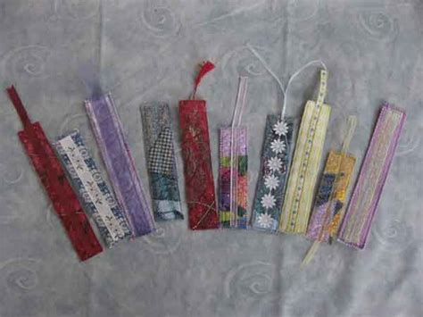 Quilted Bookmarks quilted bookmarks quilt patterns blocks angie s bits n pieces