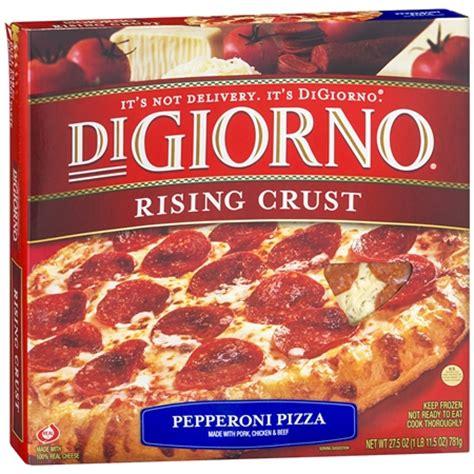 digiorno rising crust frozen pizza pepperoni walgreens