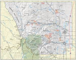 larimer county colorado geological survey