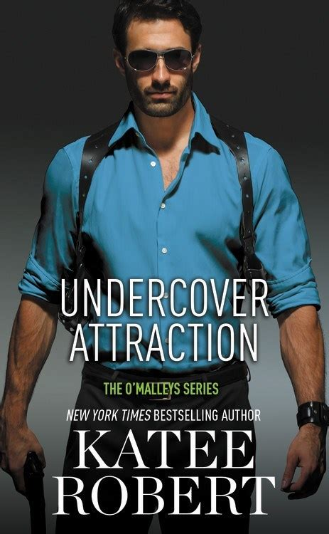 undercover attraction the o malleys series books series