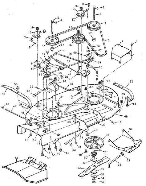 sears lawn tractor parts diagram impressive sears craftsman lawn tractor parts 4 sears