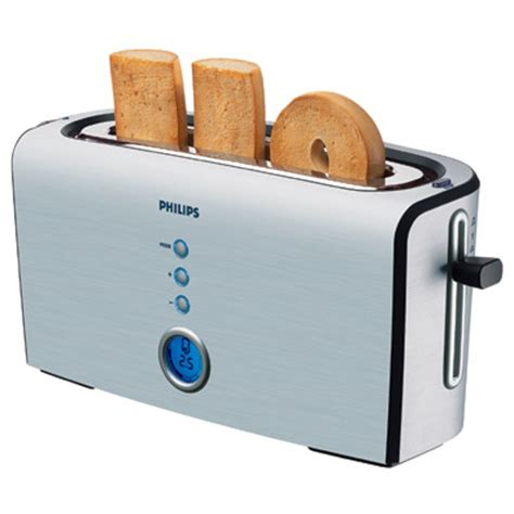 Toaster Technology high tech toaster gadgetking