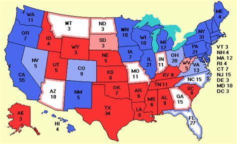 us map electoral votes 2008 electoral vote cartograph the big picture