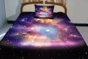 galaxy quilt cover galaxy duvet galaxy sheets space by