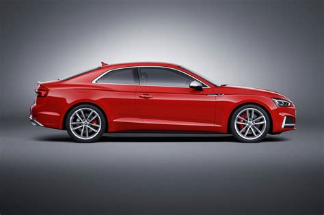 Audi Coupe S5 by Official 2017 Audi A5 And S5 Coupe Gtspirit