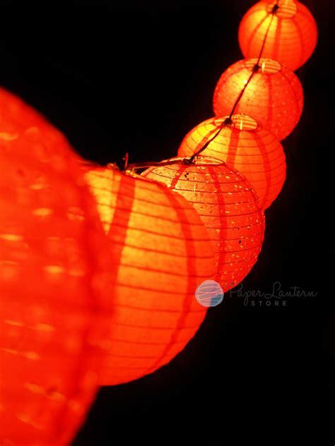 string paper lantern lights new year paper lantern string light combo ebay