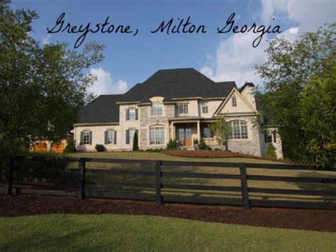 Greystone Estates Milton Georgia Luxury Homes Patch Luxury Homes Alpharetta Ga