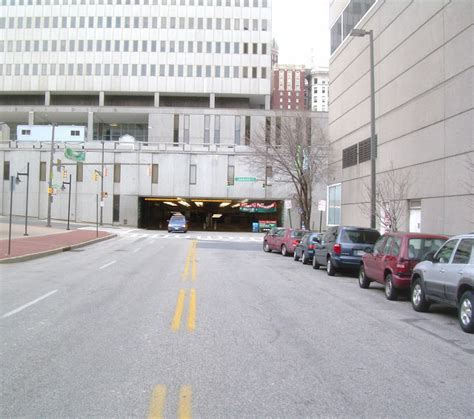 South End Parking Garage by Baltimore Innerspace Reinventing The City Line