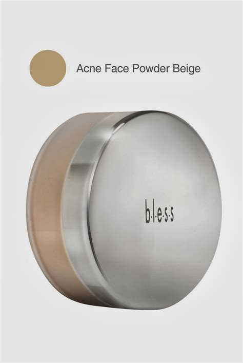 Bedak Bless Acne Powder talks bless acne powder review