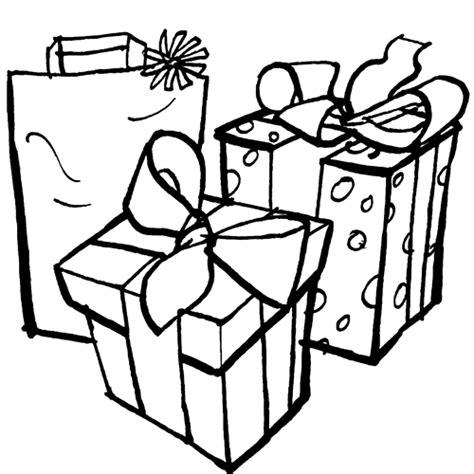 imagenes de navidad para colorear regalos imagenes para colorear de regalos imagui