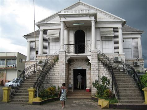 house mandeville mandeville s courthouse wonders of jamaica