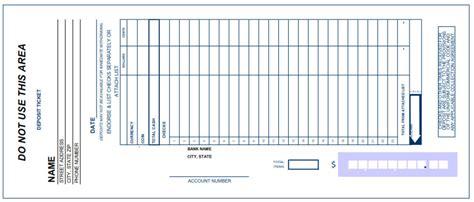 Withdrawal Slip Template by Deposit Slip Template Excel Free Spreadsheettemple