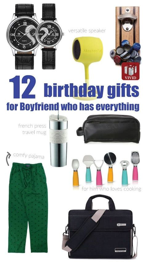 34 best gifts for boyfriend images on pinterest