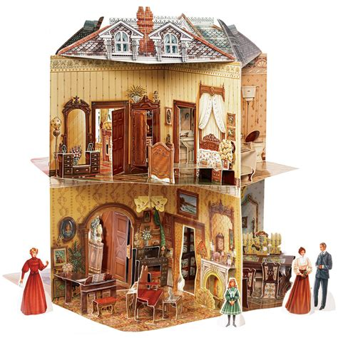 a doll s house book pop up dollhouse the met store