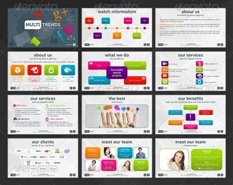 20 Best Business Powerpoint Templates Great For Top Ten Powerpoint Templates