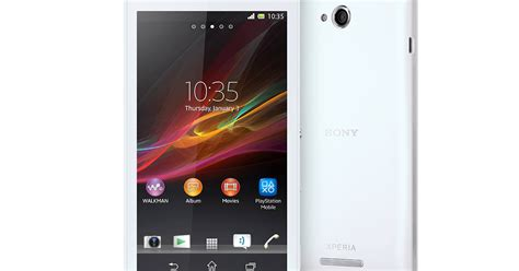 Hp Sony Xperia 5 Inch sony introduces xperia c 5 inch cheap but high