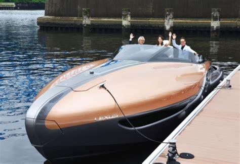 lexus boat toyota looking to sell luxury lexus boat