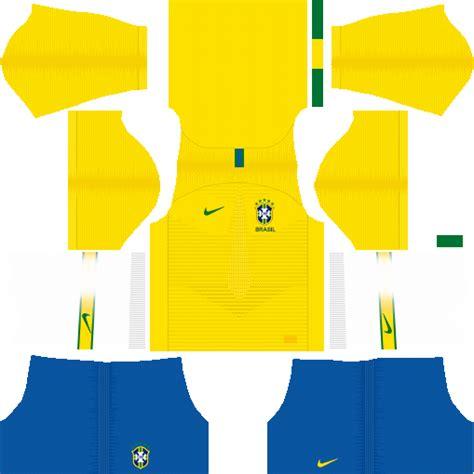 brazil dls kits  dream league soccer kits