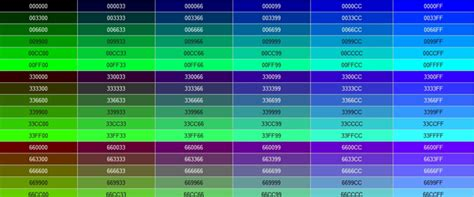 finding that color web safe colors