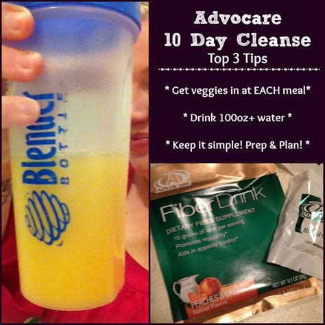 10 Day Detox Breakfast Shake Recipe by 88 Best Advocare 10 Day Cleanse Meals Images On