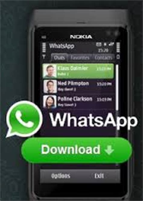 whatsapp for nokia s60 whatsapp for nokia and symbian s60 devices the new 2 16
