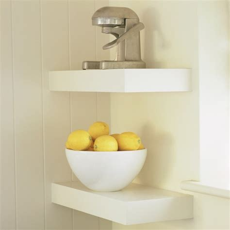 small shelves for kitchen be creative with corners best kitchen shelving ideas