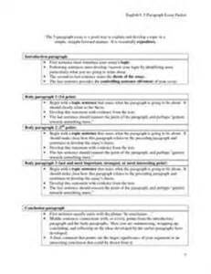 Ged Essay Topics by Ged Essay Outline Essays As Easy As T 1 2 3