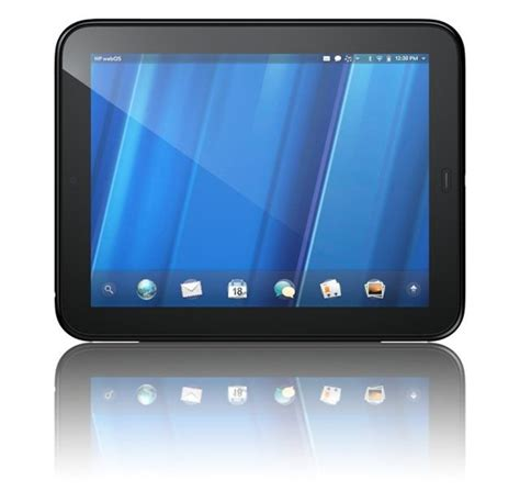 Hp Ios Android Tablet hp touchpad s webos threatens android apple ios