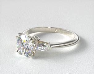 three stone engagement rings | jamesallen.com