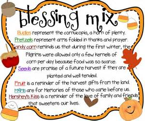 thanksgiving snack mix blessing mix printable i have no greater joy